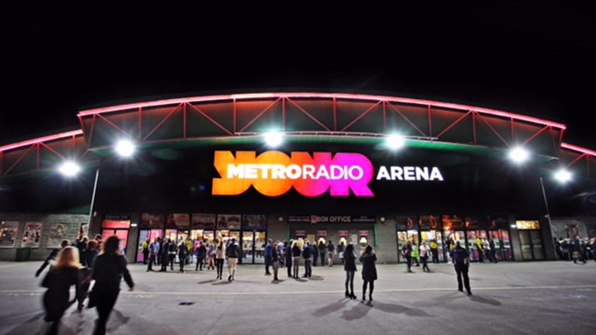 The Metro Radio Arena