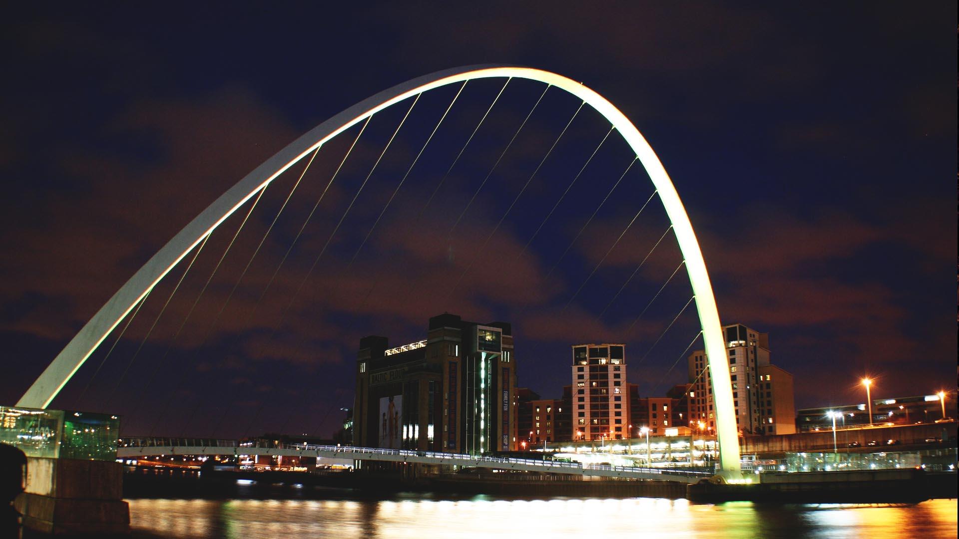 Millenium Bridge, Quayside