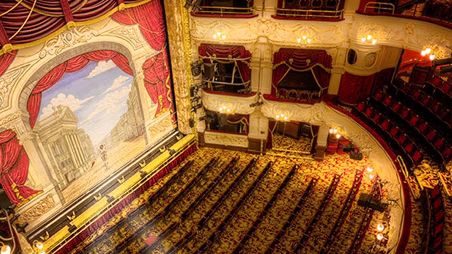 Newcastle Upon Tyne Theatre Royal